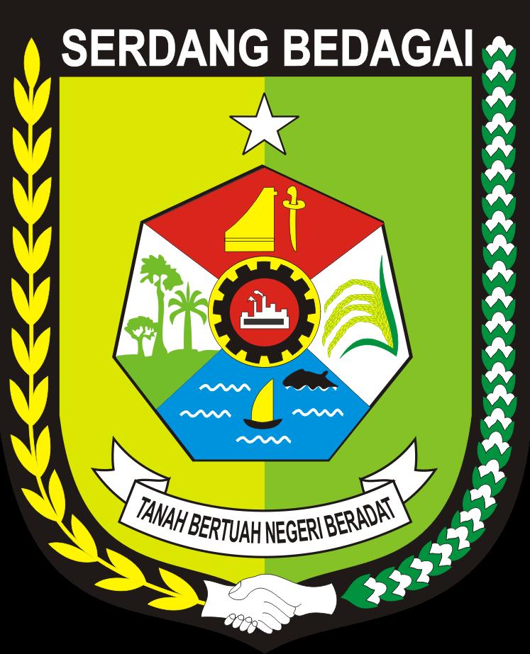 Logo Kabupaten Serdang Bedagai